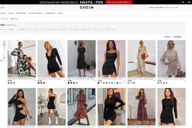 Shein: así es la empresa china que amenaza el dominio de Zara, H&M y Primark
