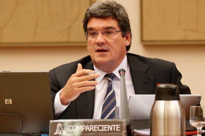 Jose Luis Escrivá, ministro de Inclusión y Seguridad Social.
