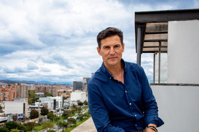 Diego Ballesteros ha lanzado Ancla.life, una iniciativa social para eliminar el estigma de la salud mental en el ámbito emprendedor.