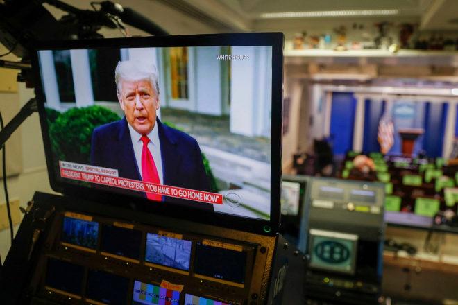 La conexión hispana de Truth Social, la red de Donald Trump