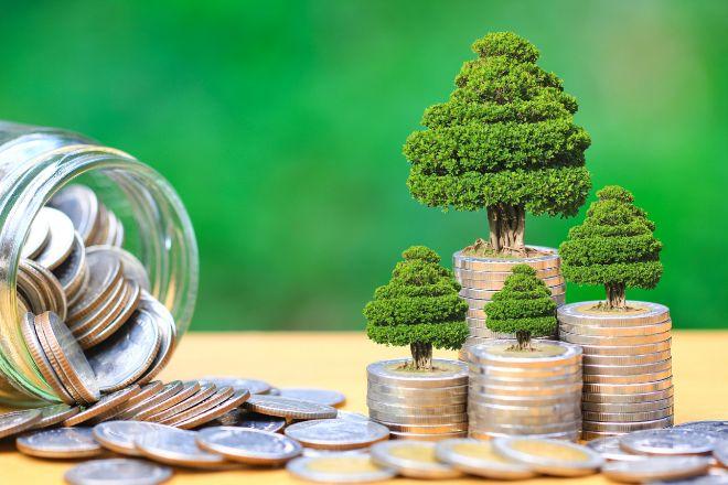Valores sostenibles para ganar en Bolsa