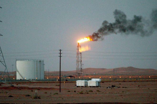 Aramco quiere lograr la neutralidad de las emisiones en 2050
