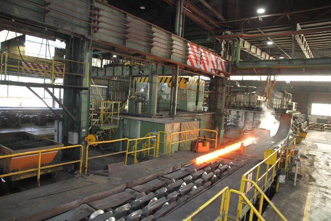 Fábrica de Sidenor.