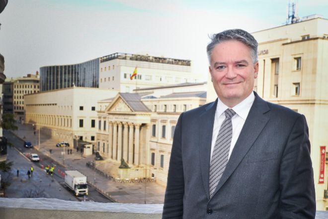 Mathias Cormann, secretario general de la OCDE.