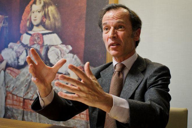 Javier Marín, consejero delegado Singular Bank.