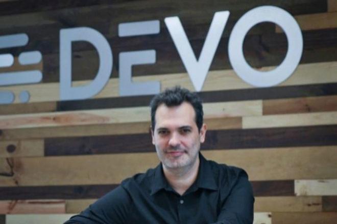 Pedro Castillo, fundador de Devo.