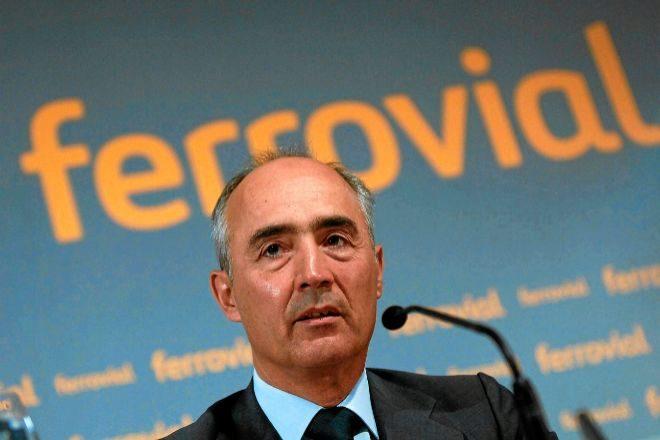 Rafael del Pino es el presidente de Ferrovial, la matriz de Cintra.