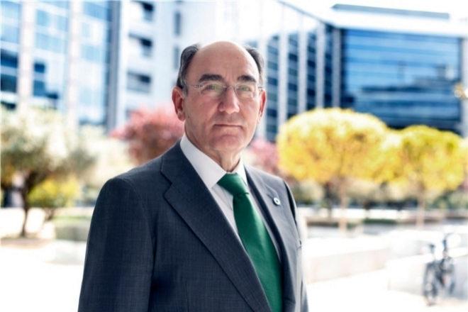 Ignacio Sánchez Galán es el presidente de Iberdrola. .