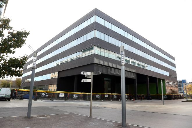 Sede central de Pepsico en el World Trade Center de Cornellà de Llobregat.