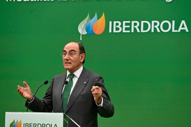 Ignacio Galán es el presidente de Iberdrola.