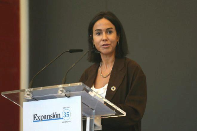 La secretario de Estado de Transportes, Movilidad, y Agenda Urbana, Isabel Pardo de Vera.