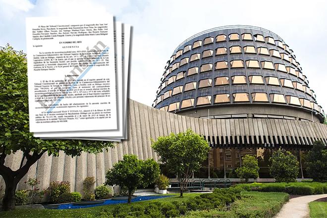 Consulte la sentencia del Constitucional sobre la plusvalía municipal