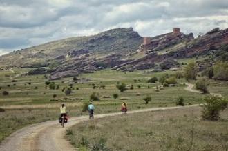 Una ruta para descubrir en bici la Laponia española