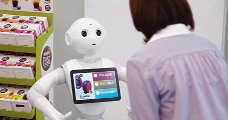 Robot de atención al cliente