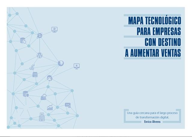 Ebook sobre el Mapa Tecnológico para Empresas - transformación digital