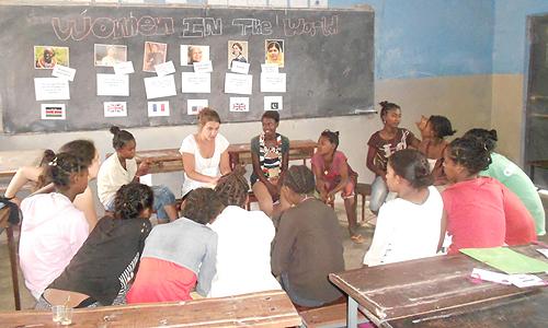 Voluntariado Etiopía Meki