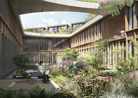 Proyecto Hospital Norte Nueva Zelanda HerzogyMeuron