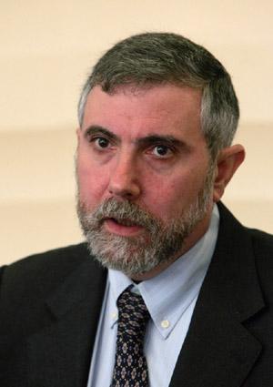 Paul Krugman ha sido distinguido hoy con el Premio Nobel de Economía