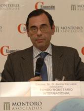 Jaime Caruana, nuevo director general del Banco Internacional de Pagos