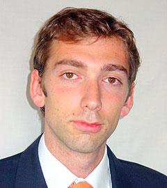 Pablo Faura Enríquez. Asociado del Área de Competencia de Eversheds Lupicinio.