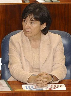 La socióloga española Inés Alberdi, en una imagen de archivo. EXPANSIÓN