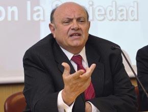 Juan Ramón Quintás, presidente de la CECA en la Asamblea del organismo celebrada en Sabadell