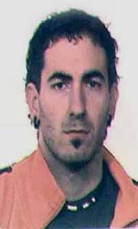 Fotografía de archivo del etarra Jurdan Martitegi detenido en Francia
