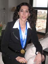 Carlota Castrejana, nueva Directora General de Deportes de la Comunidad de Madrid