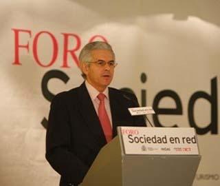 Francisco Ros, secretario de Estado de Telecomunicaciones