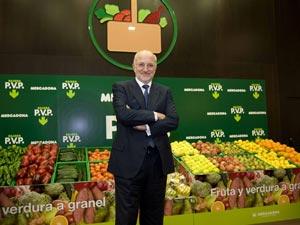 Juan Roig, presidente de Mercadona | Foto Mercadona