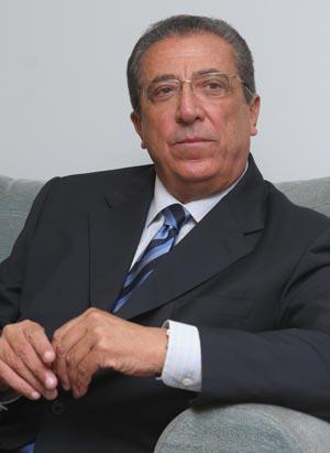 El ex presidente de La Seda, Rafael Español