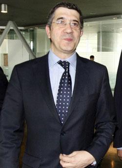 El lehendakari, Patxi López