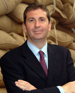 Manuel Moreno, presidente de Natra