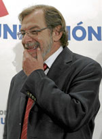 Juan Luis Cebrián, consejero delegado de Prisa