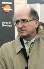 Antonio Brufau es presidente de Repsol desde octubre de 2004