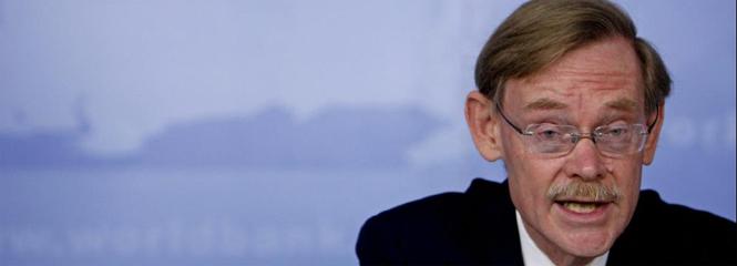 Robert Zoellick, presidente del Banco Mundial