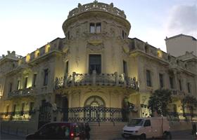 Sede de la Sociedad General de Autores y Editores (SGAE)