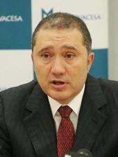 Jesús García de Ponga, fue el consejero delegado de Metrovacesa entre 2007 y 2009