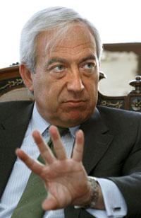 Pedro Pérez, secretario general del 'lobby' inmobiliario G-14