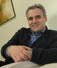 Carlos Barrabés acaba de ser elegido Young Global Leader por parte de España. / Rafa Martín