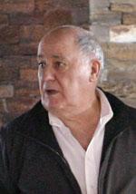 Amancio Ortega, Presidente de Inditex