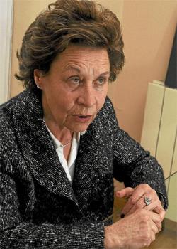 María Teresa Rodríguez, accionista mayoritaria de Galletas Gullón