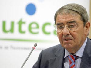 El presidente de Uteca, Alejandro Echevarría | Foto Efe