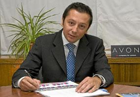 Marco Midali, presidente de Avon en España