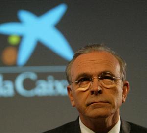 Isidre Fainé, presidente de La Caixa