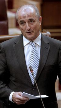 Miguel Sebastián es ministro de Industria