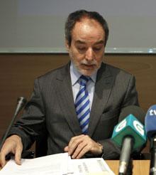 Luis Pedroche, director general de la Agencia Tributaria