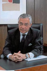 Luis Delso, presidente de Isolux-Corsán y socio de T-Solar