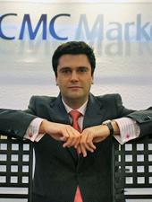 Enrique Martí es el director general de CMC Markets España