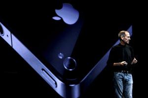 El consejero delegado de Apple presenta la nueva versión del iPhone | Foto: Bloomberg